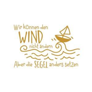Wind und Segel