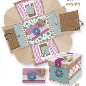 WOW-Box – Herzlichen Glückwunsch – rosa