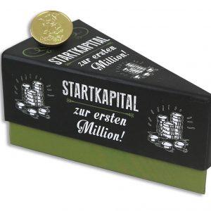 Tortenstück – Startkapital zur ersten Million