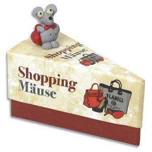 Tortenstück – Shopping Mäuse