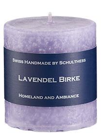 Lavendel Birke 7x12cm