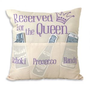 Reseverd for the Queen