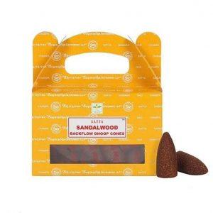 Sandelholz Backflow