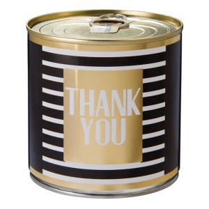 CanCake Thank you black-gold (Zitronenkuchen)