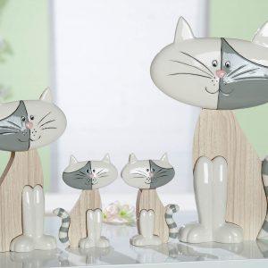 Katze Mika 12cm