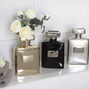 Keramik Vase Parfum