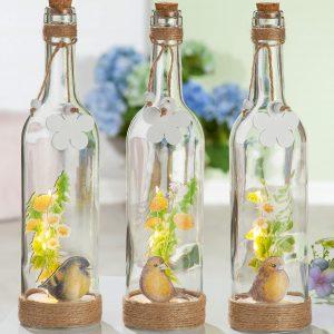 Flaschenpost Vogelwiese