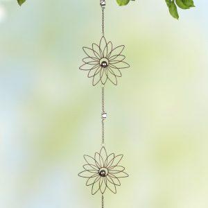 Metallgirlande Florale