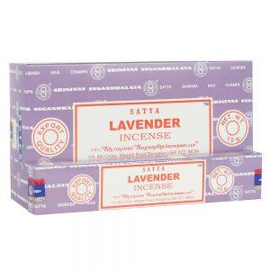Lavendel Stäbchen