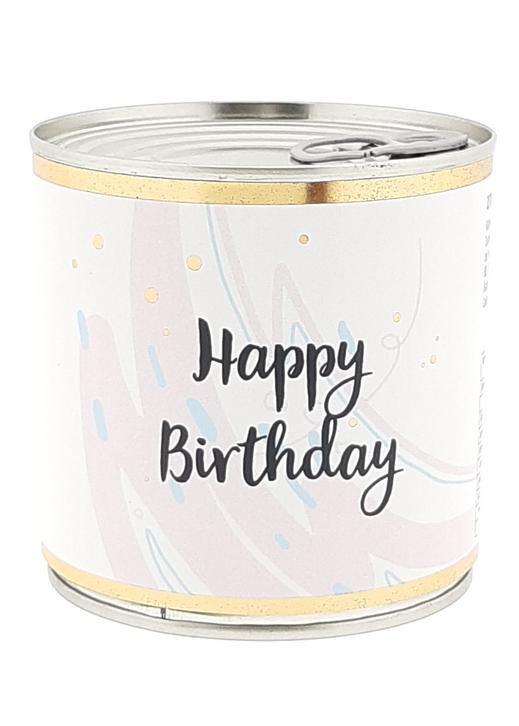 Cancke Birthday Greetings