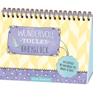 Spiralbuch – Wundervoll, tolles Babyglück