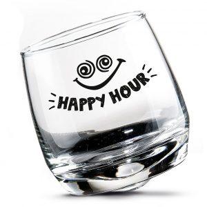 Wackelglas Happy Hour